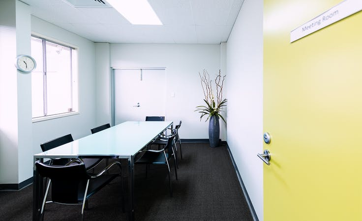 Virtual Office, meeting room at Business Hub St. Agnes, image 1