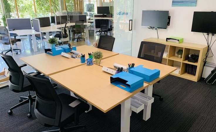 Private Office for 4 persons, private office at Higher Spaces, image 1