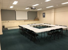 The Preston Bridge room, multi-use area at Creative House, image 1