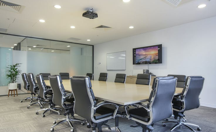 Board Room 2 , meeting room at Turbot Street, image 1