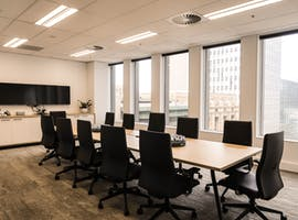 Collins St Boardroom, meeting room at Space Station 440 Collins St, image 1