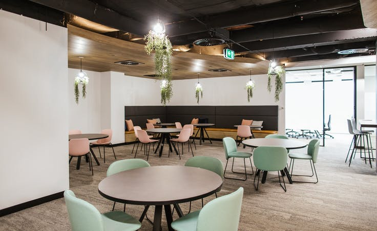 Hoddle, meeting room at Space Station 440 Collins St, image 4