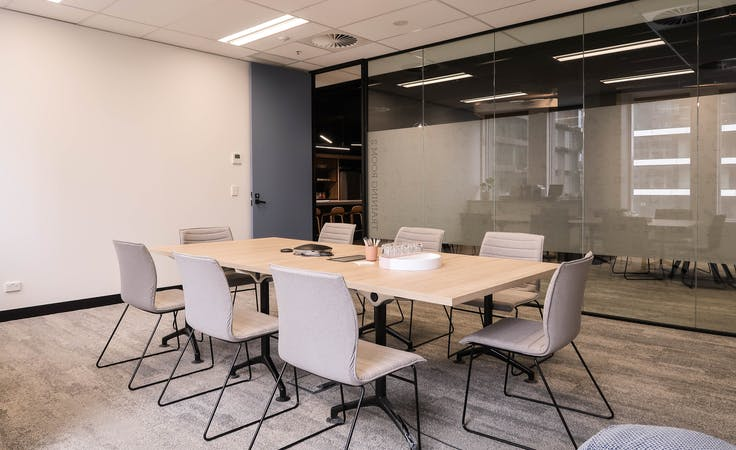 Training Room 2, meeting room at Space Station 440 Collins St, image 1