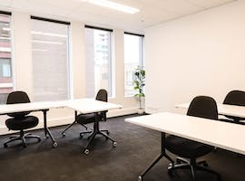 Melbourne, private office at Space Station 440 Collins St, image 1