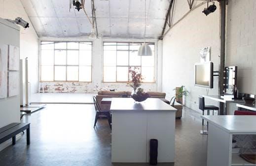 Creative studio at Docklands Cotton Mills, image 1