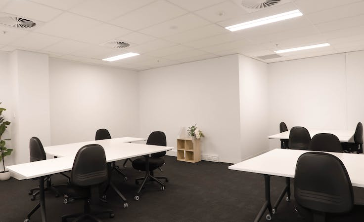Punt, private office at Space Station 440 Collins St, image 1
