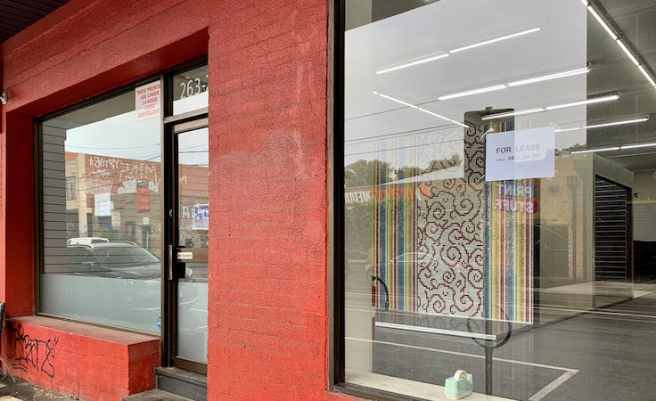 263 Lygon, Brunswick East , shopfront at 263 Lygon Brunswick East, image 1