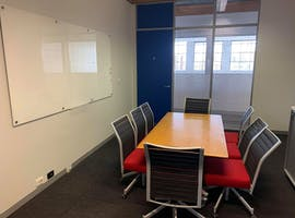 Rocky Racoon | 8 Person Meeting Room, meeting room at 90 Maribyrnong Street, image 1