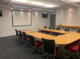 Strawberry Fields | 13 Person Boardroom, meeting room at 90 Maribyrnong Street, image 1