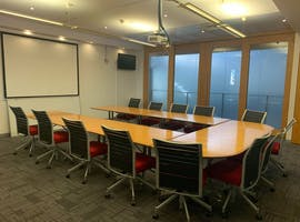 Yellow Submarine | 13 Person Boardroom, meeting room at 90 Maribyrnong Street, image 1