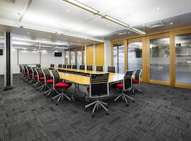 Strawberry Fields Large | 26 Person Boardroom, meeting room at 90 Maribyrnong Street, image 1