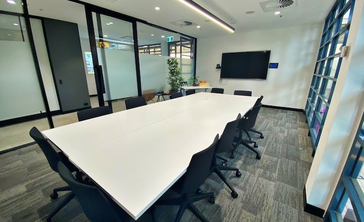 12PAX Boardroom Redfern, meeting room at National Innovation Centre, image 1