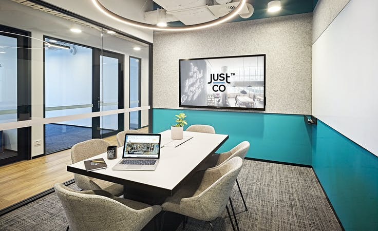 Just Succeed, Just Focus, & Just Curate , meeting room at JustCo William Street, image 1