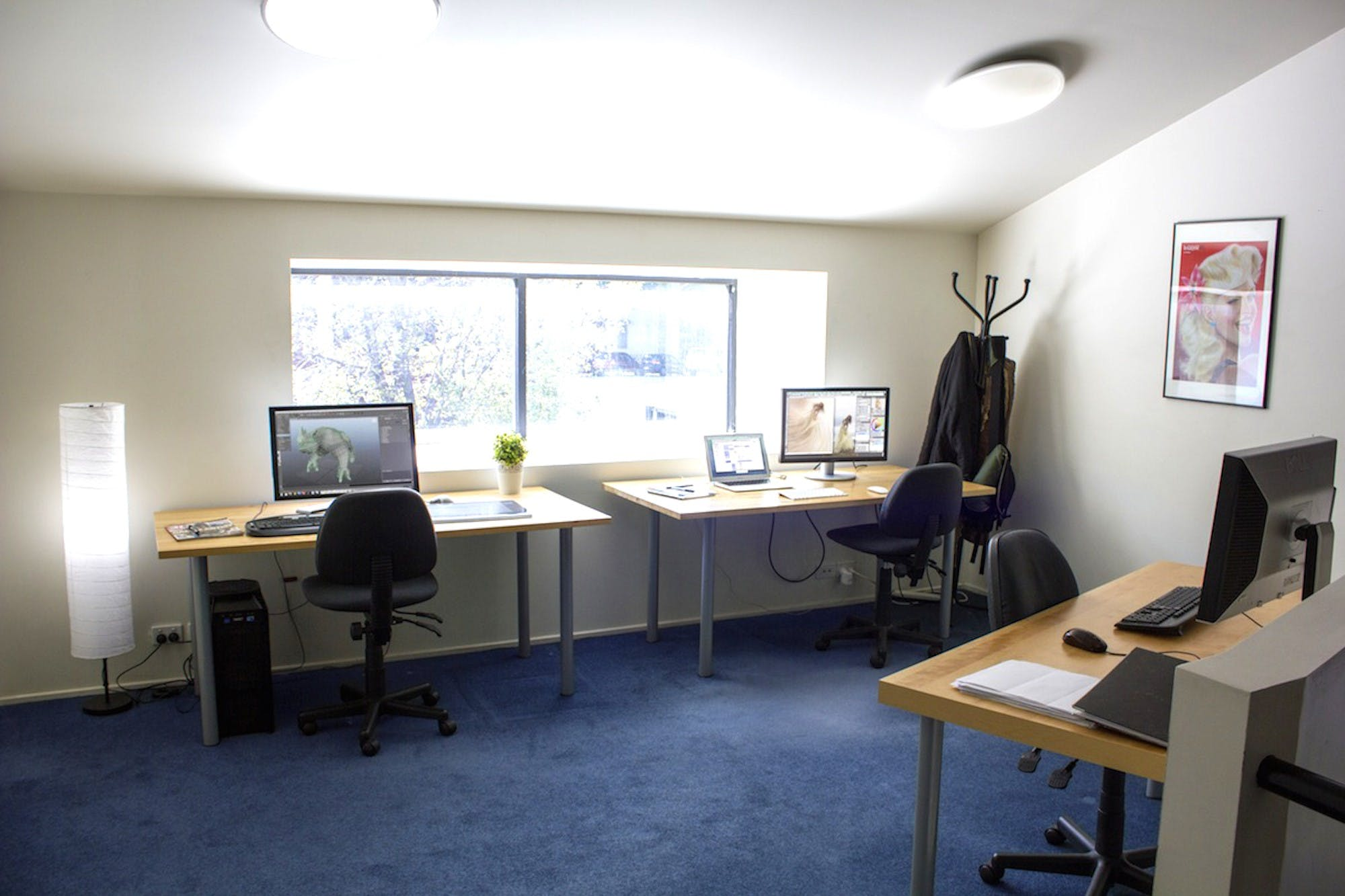 Dedicated desk at Artisan Hub, image 1