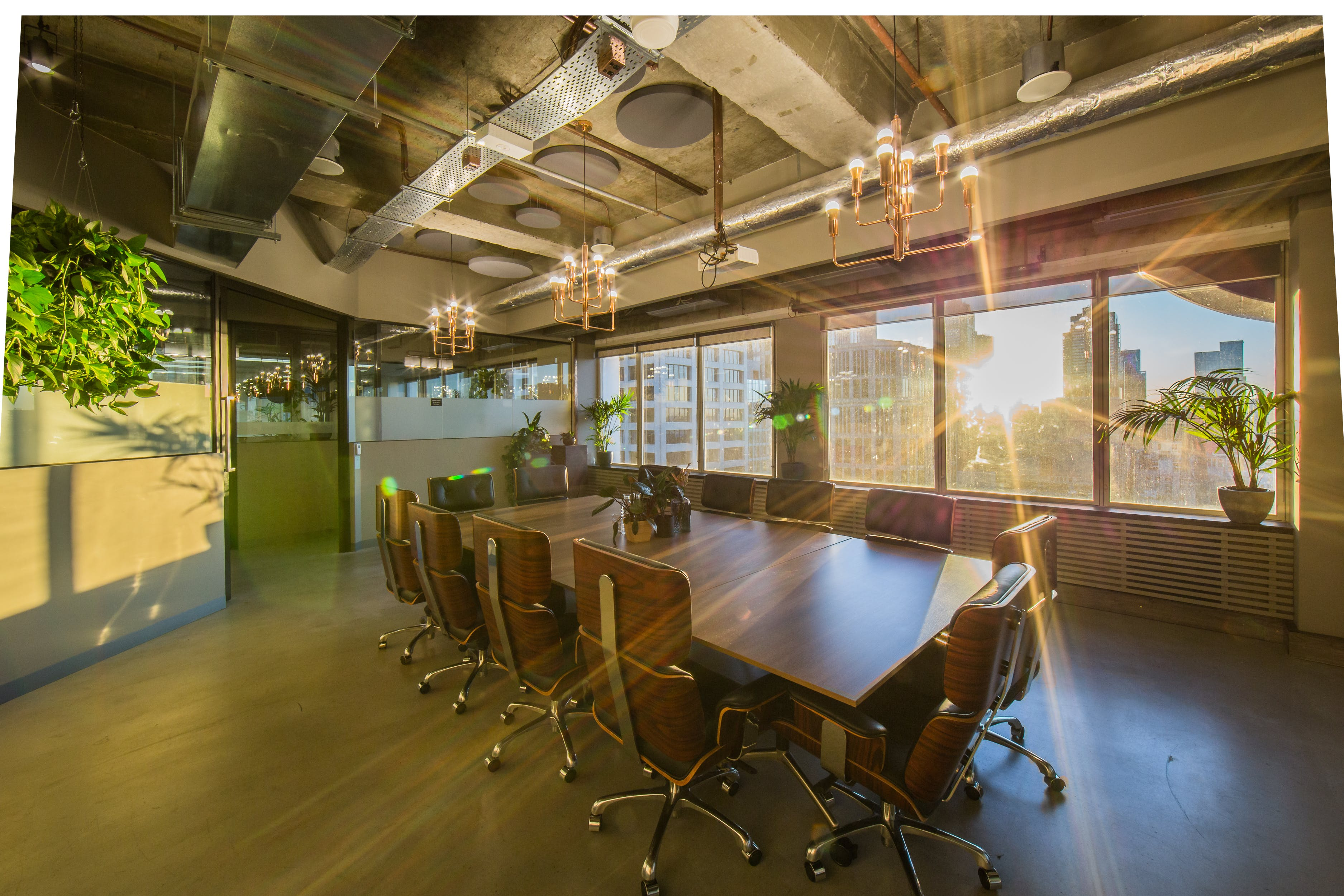The Abell Boardroom, meeting room at The Cluster, image 6