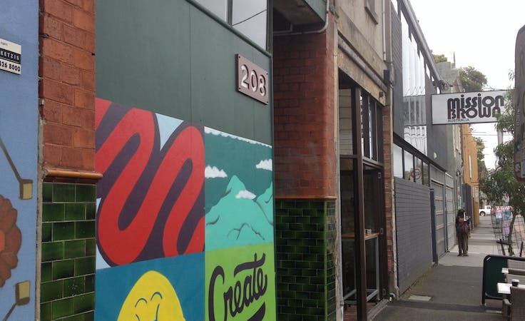 Cool pop-up retail space in Collingwood, image 2