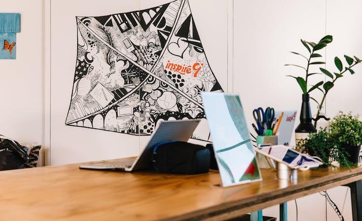Dedicated Desk, coworking at Inspire9, image 1