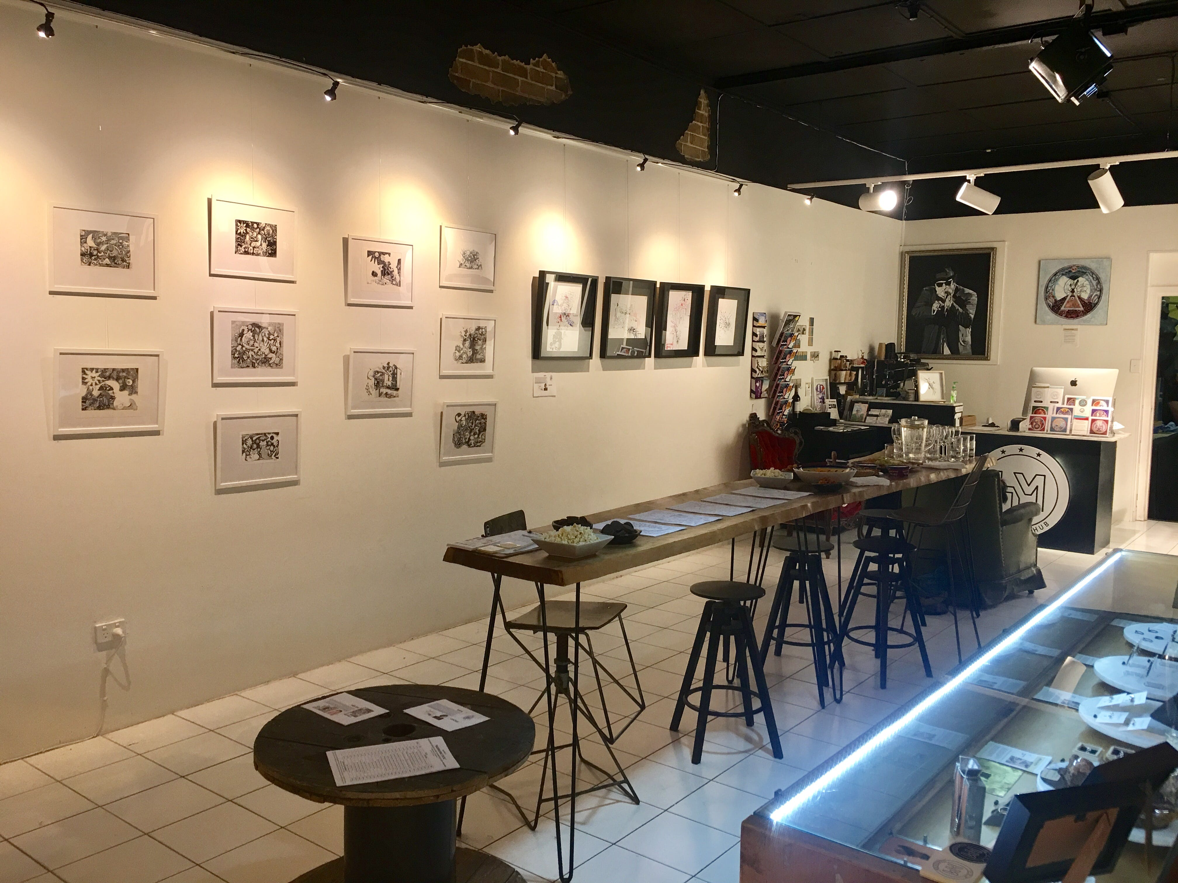 Exhibition Space, gallery at Hypmotive Hub, image 1