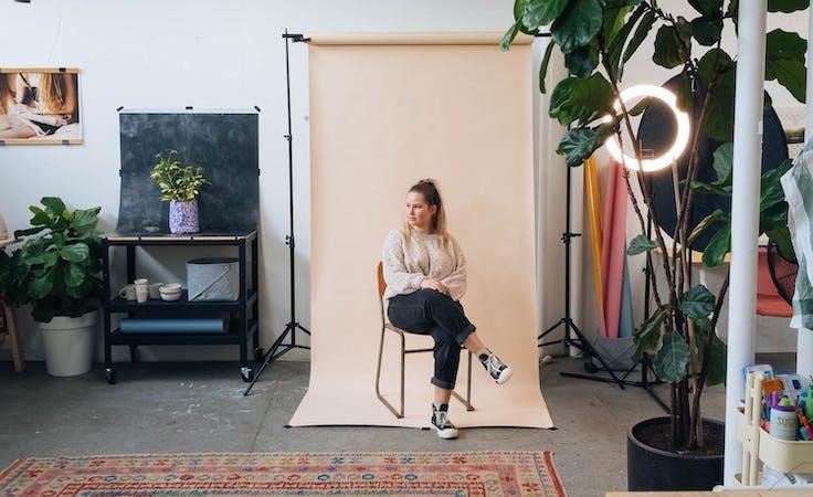 Natural Light Photography Studio, creative studio at Common Good Studio, image 1