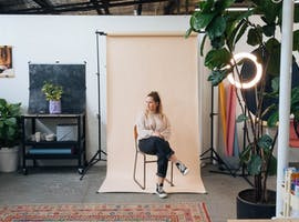 Natural Light Photography Studio, creative studio at Common Good Studio, image 1