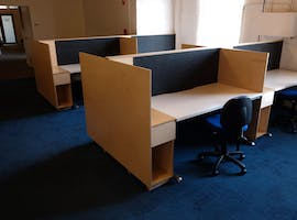 Desks space, coworking at Level 1 Studios, image 1