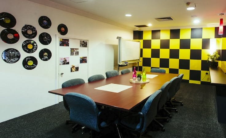Checkers, meeting room at St Paul's Creative Centre, image 1