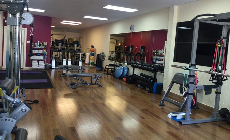 Training room at Fit To Succeed, image 1