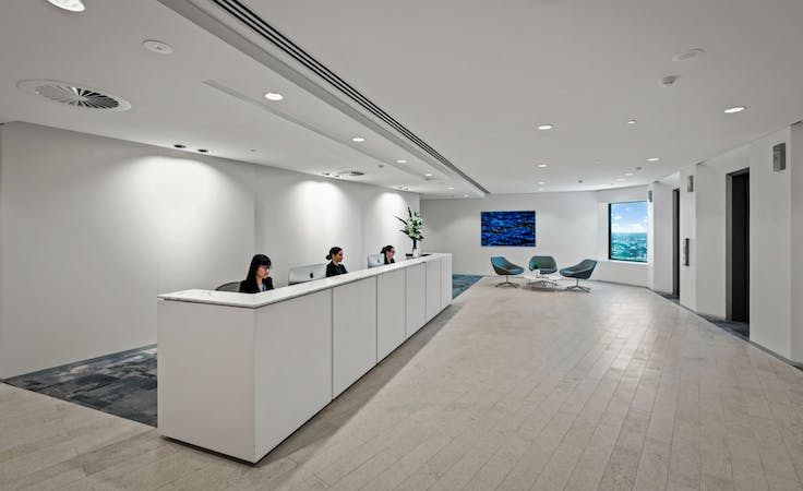 Office #8, serviced office at 108 St Georges Terrace, image 1
