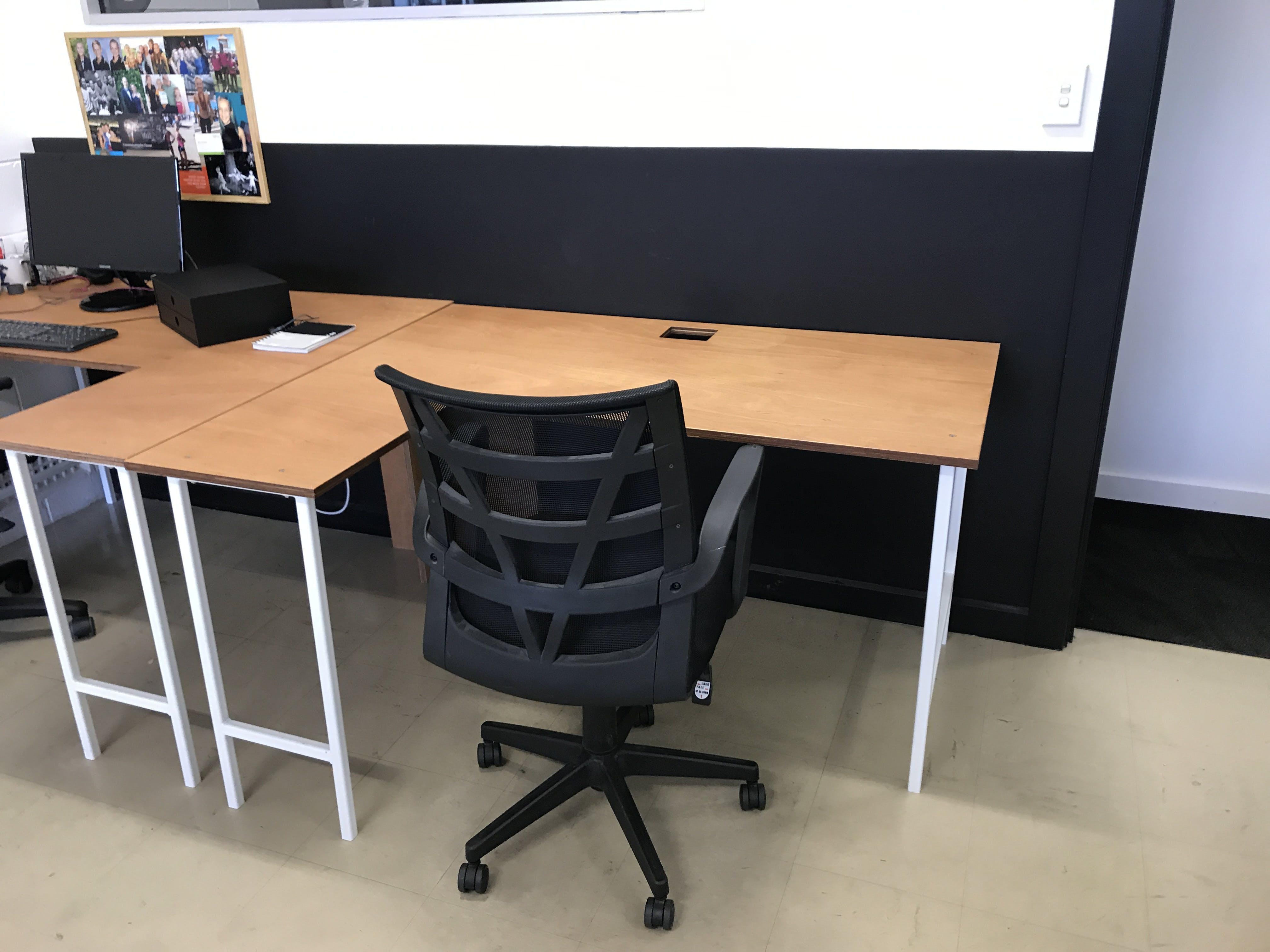Dedicated desk at Little City Studio, image 1