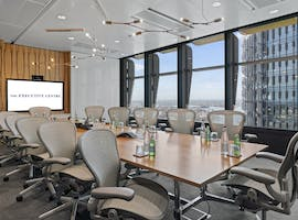 Suite75, serviced office at Three International Towers, image 1
