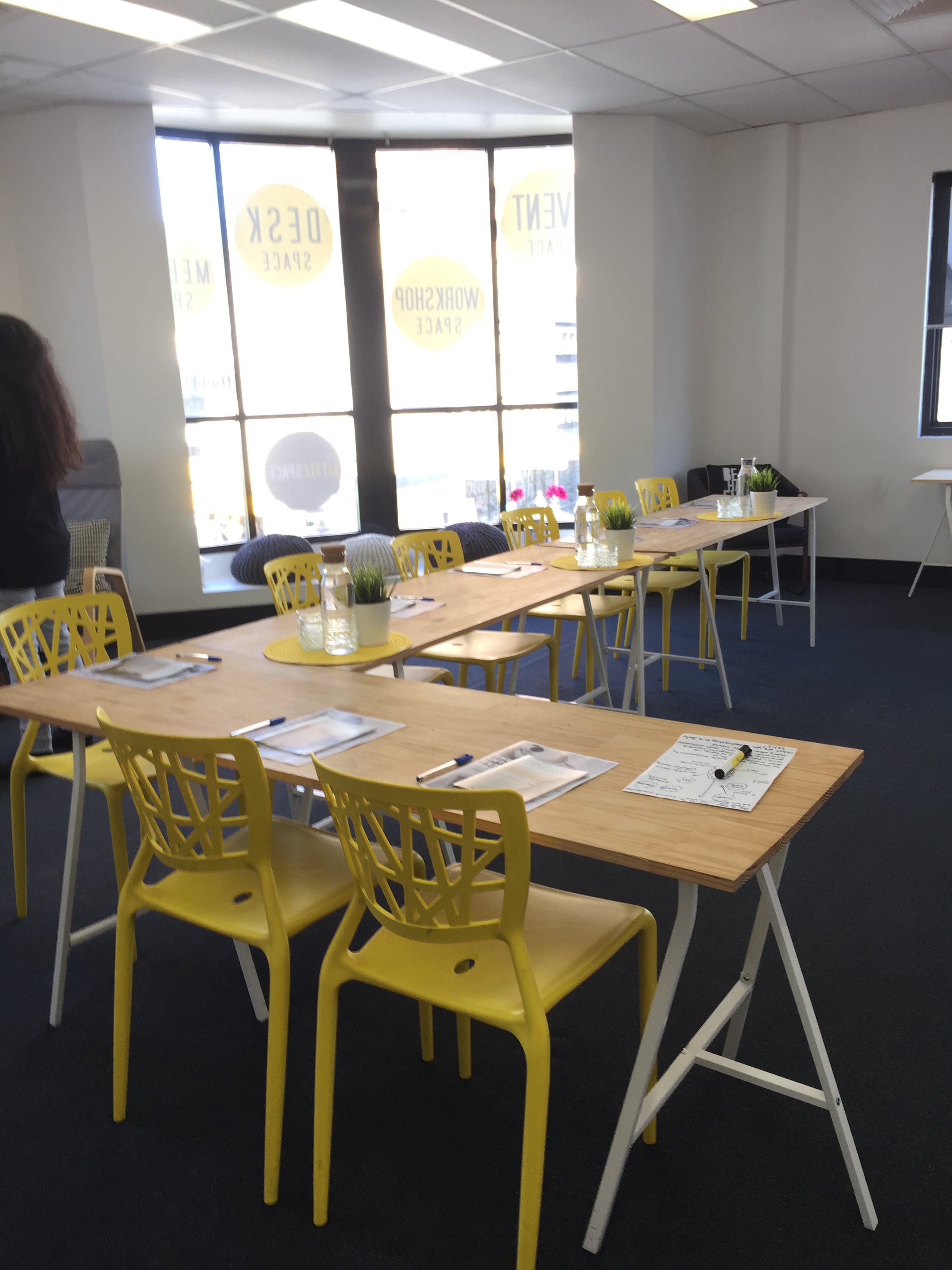 Meli Melo Workshop Space, workshop at The Little Space, image 1