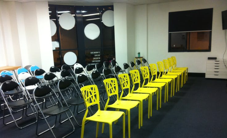 Las Palmas Event Space, training room at The Little Space, image 1