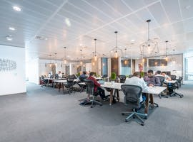 Coworking, coworking at Three International Towers, image 1