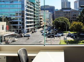 Exchange Suite, serviced office at Wilkin Group Hindmarsh Sq, image 1