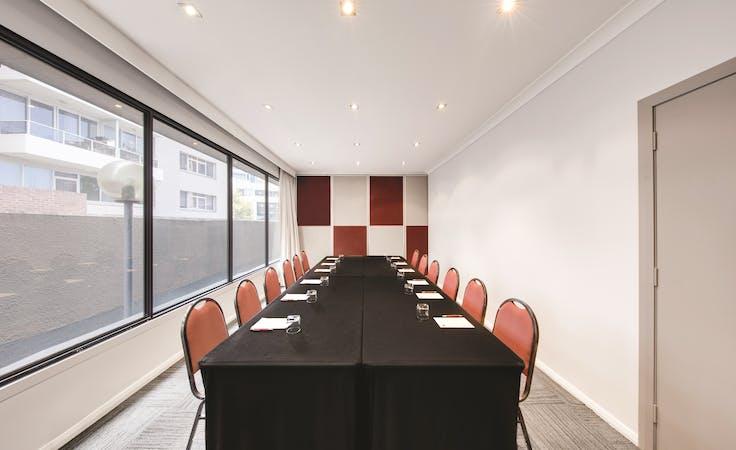 Meeting room at Naumi Studio Sydney Hotel, image 1