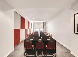 Enmore Room, meeting room at Naumi Studio Sydney Hotel, image 1