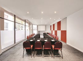 Belvior, meeting room at Naumi Studio Sydney Hotel, image 1
