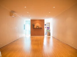 Yoga Studio, multi-use area at Earth & Sky Yoga Studio, image 1