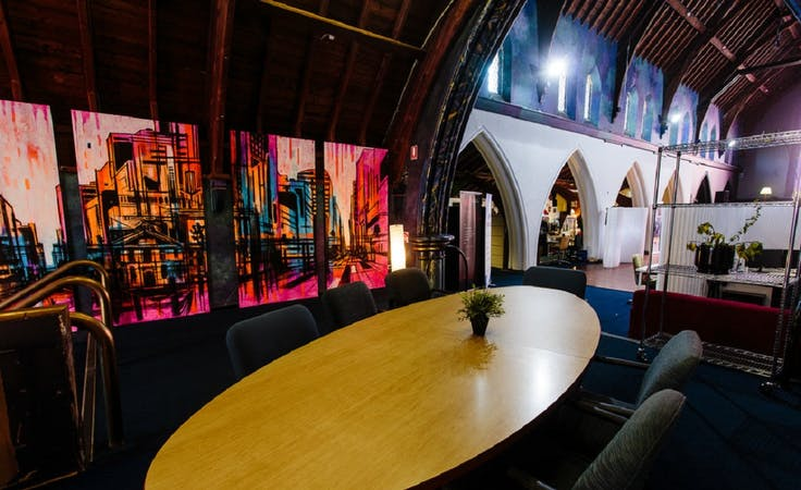 The Loft, meeting room at St Paul's Creative Centre, image 1