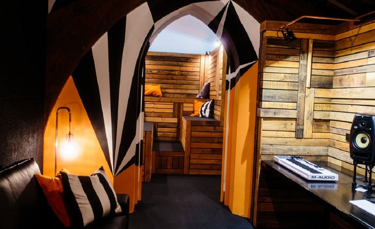 The Sauna, creative studio at St Paul's Creative Centre, image 1