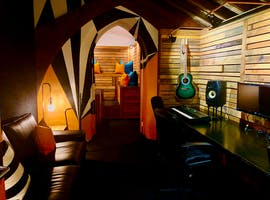 The Sauna, creative studio at St Paul's Creative Centre, image 1