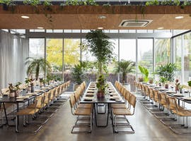 Indoor & Outdoor Space, function room at Grow Event Space, image 1