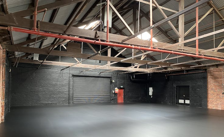 Foyer, multi-use area at Firehouse Theatre, image 1