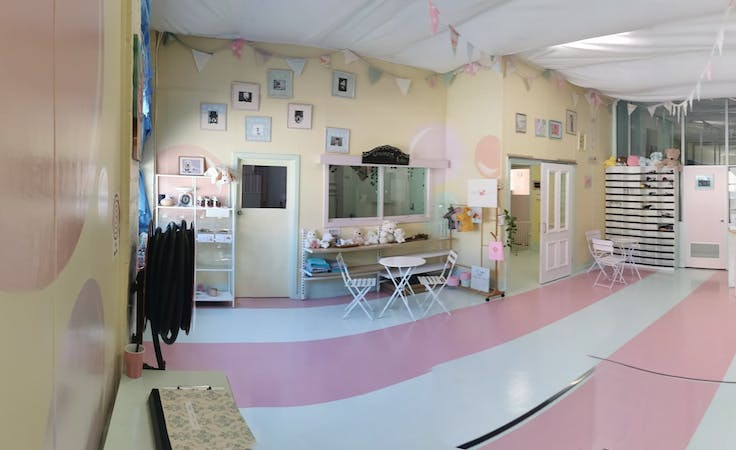 Pop Up Shop Space, pop-up shop at Madame Ma's Doggie Daycare, image 1