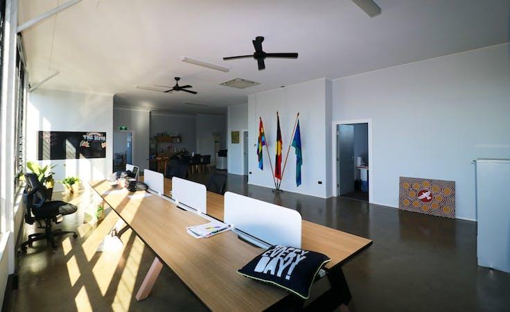 Permanent Desks, coworking at The Hamilton Community Hive, image 1