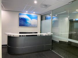 Hot desk at Westpac House, image 1
