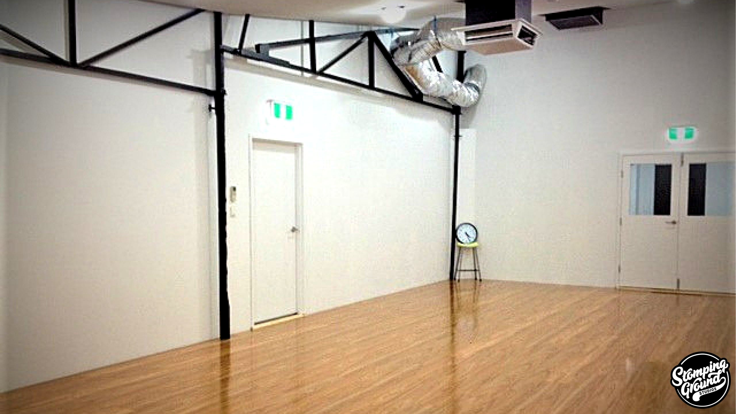 The Blue Studio, creative studio at Stomping Ground Studios, image 1