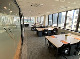 Open Plan, private office at Compass Offices - Bourke, image 1