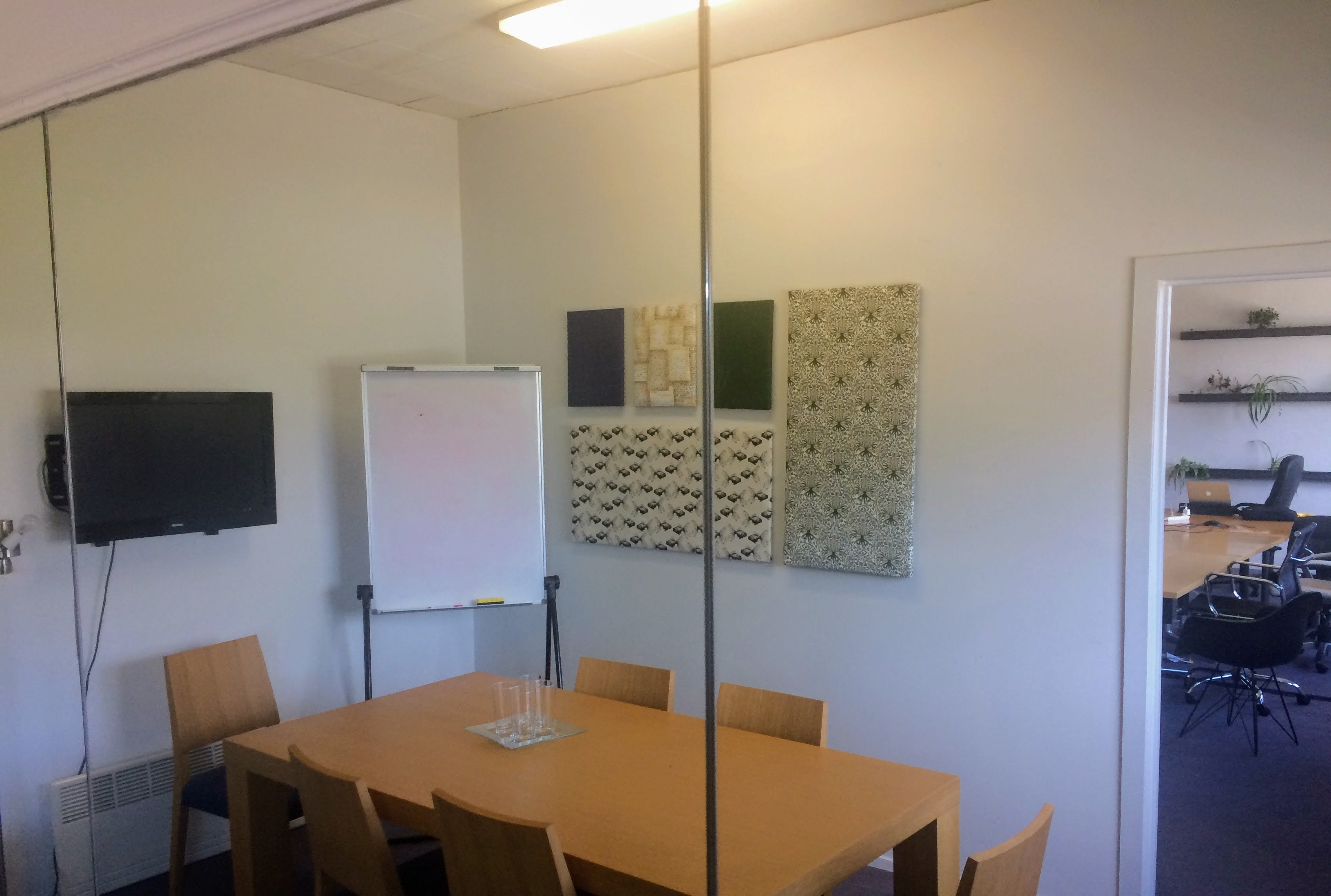 Meeting room at Blank Coworking, image 1