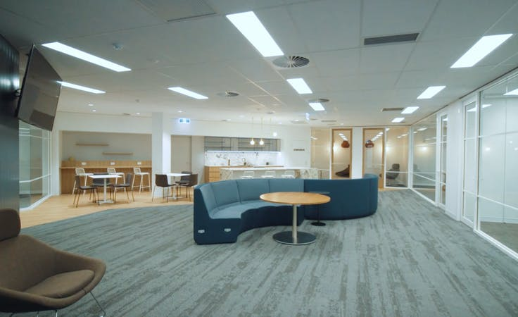 VENTURE@1260HAY, training room at Westcentre, image 6